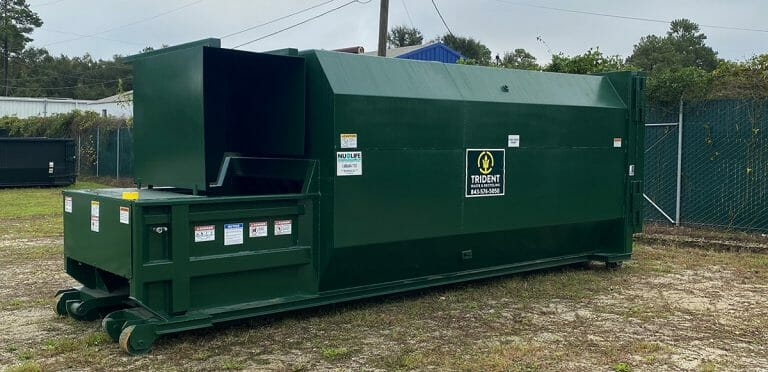 Trash and Waste Compactor